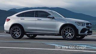 Mercedes Benz GLC Coupe 2019