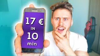 COME GUADAGNARE 17€ IN 10 MIN CON QUEST'APP!!