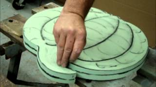how to make a dimensional mdo sign