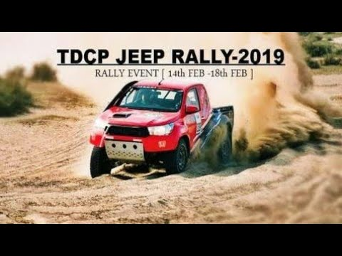 Cholistan Jeep Rally 2019 Bahawalpur vlog by Farhan Mansoor | Exploring the Beauty of Pakistan