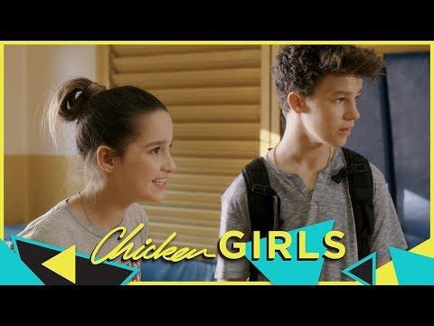 "CHICKEN GIRLS | Annie & Hayden in ""Stronger in Numbers"" | Ep. 10"