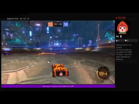 A Rocket League First Time For Fuzion therapist