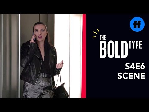 The Bold Type Season 4, Episode 6 | Jane Worries About Her Vagina Facial  | Freeform