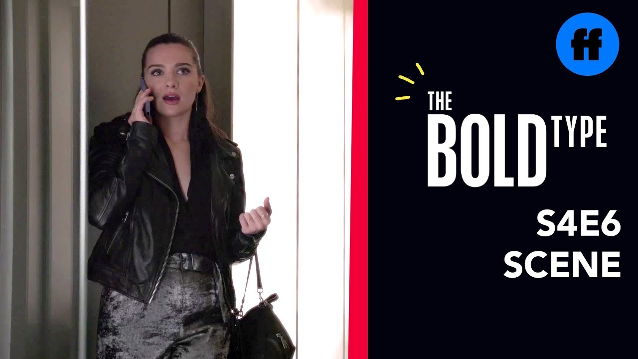 Download The Bold Type Season 4, Episode 6 | Jane Worries About Her Vagina Facial  | Freeform