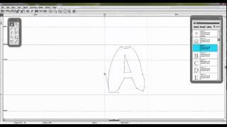 Type Light 3.2 - Creating font