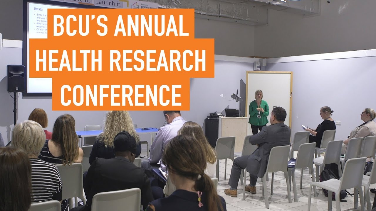 Bcu Customer Service >> Bcu Research Annual Health Research Conference 2019