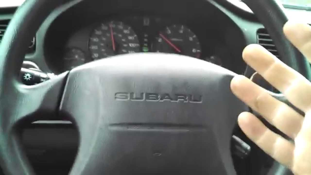 Steering Wheel Shakes While Driving >> Steering Wheel Shake Pulls To One Side When Driving Subaru Outback