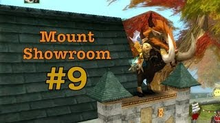 Order & Chaos: Online - Mount Showroom #9 - Primitive Wild Boar [Mist Traders