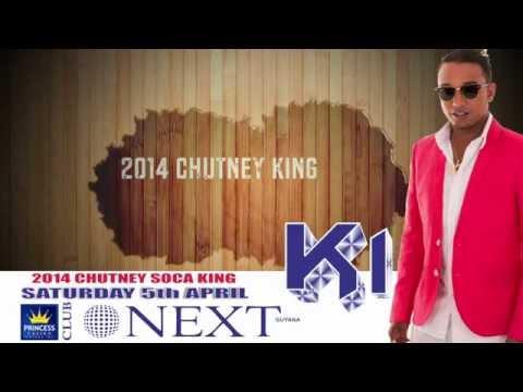 CHUTNEY KING KI LIVE AT CLUB NEXT GUYANA