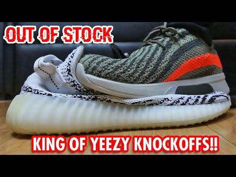 240d3183c52 Ultimate Yeezy Knockoffs by Skechers!! - YouTube