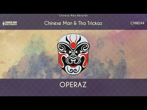 Chinese Man & Tha Trickaz - Operaz