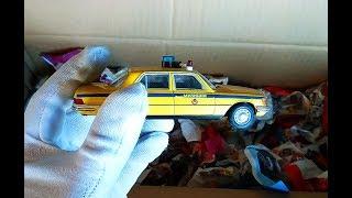 Конкурс! Розыгрыш МАШИНОК! Открываю коробку с модельками иностранные автомобили.