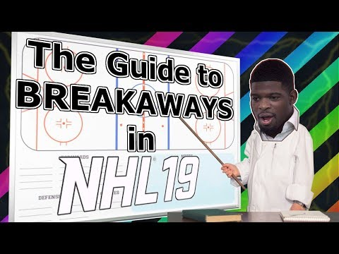 The Guide to SCORING GOALS on Breakaways in NHL 19