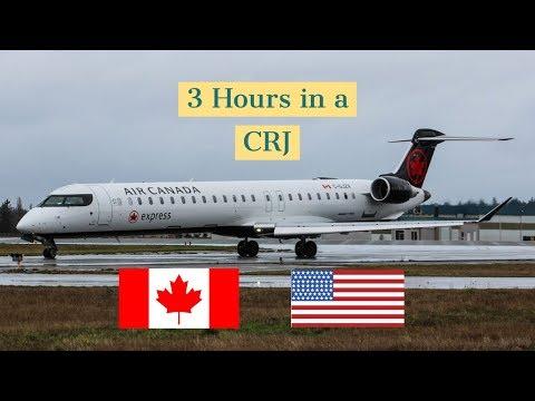 Trip Report   Air Canada Economy   Bombardier CRJ-900   Toronto(YYZ)-New Orleans(MSY)