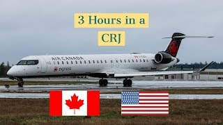 Trip Report | Air Canada Economy | Bombardier CRJ-900 | Toronto(YYZ)-New Orleans(MSY)