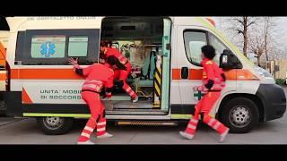 'Na vita sull'ambulanza