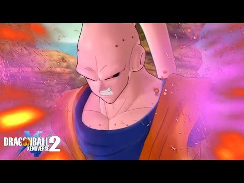 THE BIRTH OF THE MIGHTIEST MAJIN BUU! Dragon Ball Xenoverse 2 DLC Gameplay