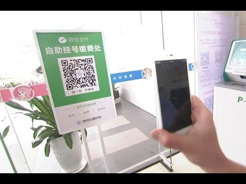Mobile Payment Changes Way Of Life In China