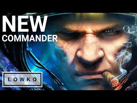StarCraft 2 Co-op: TYCHUS Gameplay! (NEW Commander)