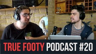 2018 AFL PRELIMINARY FINALS | True Footy Podcast #20