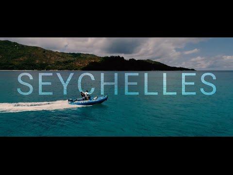 Stunning Seychelles by Drone [4K]