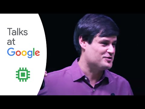 """Michael Nielsen: """"Reinventing Discovery"""" 