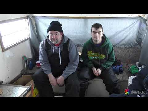 10th Annual Lake Lenore Lions Club Ice Fishing Derby