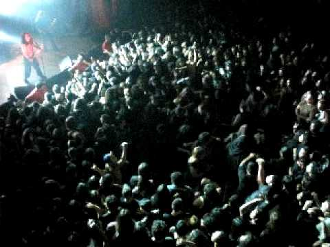 Kreator - Riot of Violence- May 2nd, 2009 - live