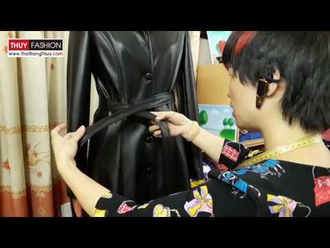 Cách Thắt Nơ Dây Thắt Lưng áo Khoác Nữ Tại Thời Trang Thủy