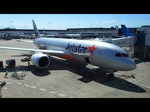 Flight Review Jetstar Sydney to Bali Business Class B787-8 Dreamliner
