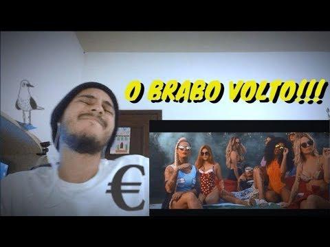 Hungria Hip Hop - Beijo Com Trap (Official Vídeo) [REACT]