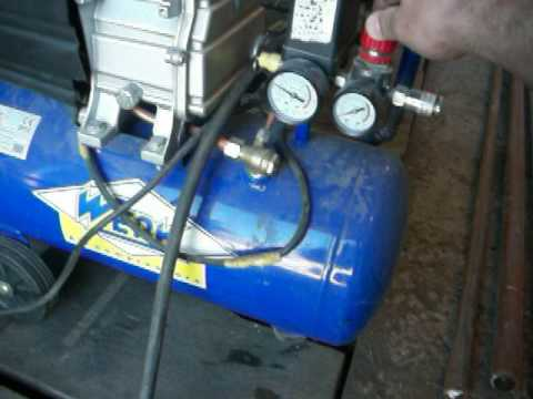 закачка пиролизного газа компрессором