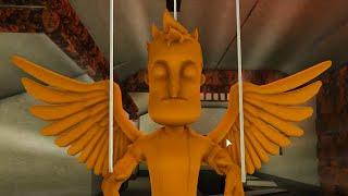 ROBLOX PIGGY 2 GOLD PLAYER BLOXY MARI JUMPSCARE - Roblox Piggy Book 2 rp