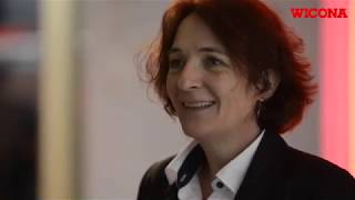 WICONA Bau München 2019 Interviews 03 Isabelle Fabbro