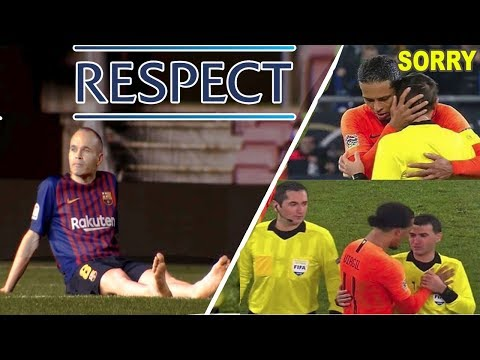 The Most Emotional & Beautiful Moments You Have ever SEEN in Football ● 2019 #RESPECT