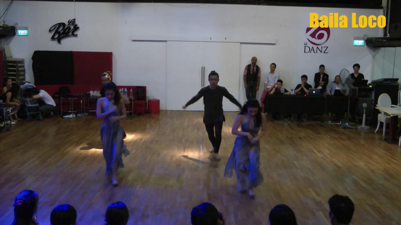 Baila Loco Anniversary 2016 Party - SIM Salsa En Soul (SG ...