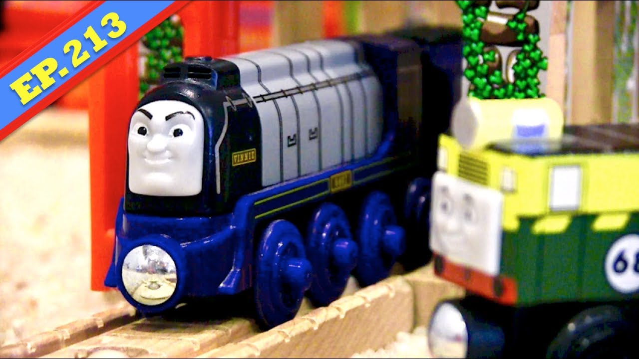 Philip Finds A Friend Thomas Friends Wooden Railway Adventures Episode 213