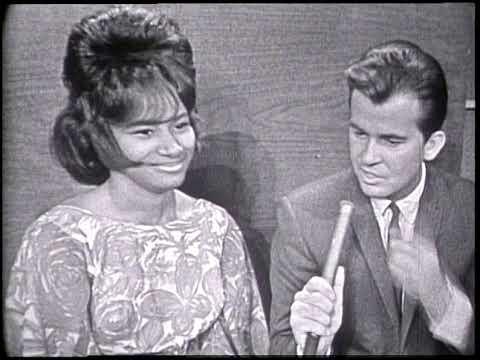 American Bandstand 1964- Interview Brenda Holloway