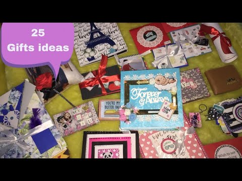 She Surprised Her Husband With 25 Gifts Gift Ideas Birthday For Him