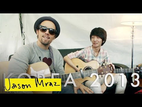 KOREA (Part 2: Sungha Jung) | 2013 Tour | Jason Mraz
