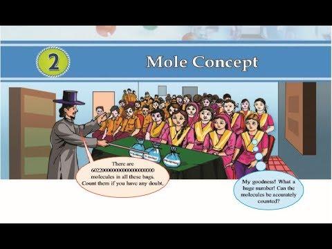 SSLC class 10 chemistry chapter2 Mole concept part1