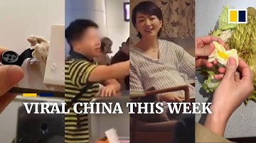 Viral China this week: Hidden camera found in a Uniqlo fitting room, and more