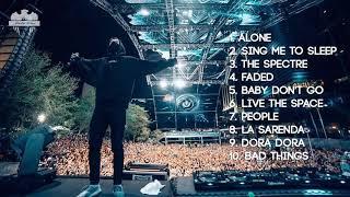 DJ Alan Walker Breakbeat Remix Terbaru 2018