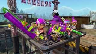 Splatoon Soundtrack - Multiplayer VS Theme 7 (Split and Splat by Chirpy Chips)