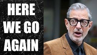 Jeff Goldblum Is Canceled