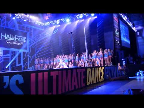 Dancerpalooza 2015 Pool Party, Full Closing Show