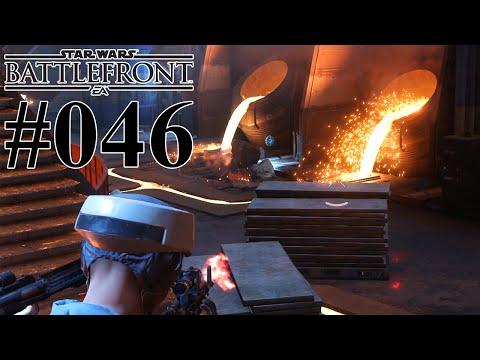 STAR WARS BATTLEFRONT #046 Sorosuub Raffinerie ★ Let's Play Star Wars Battlefront [Deutsch]