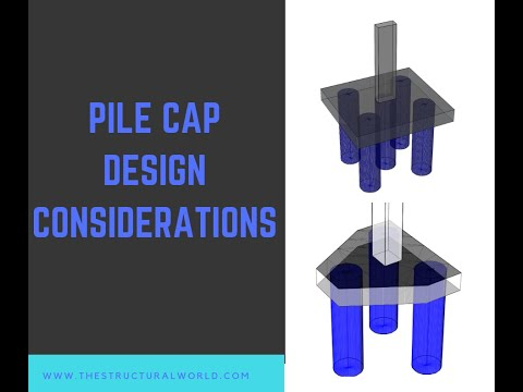 PILE CAP Design Considerations