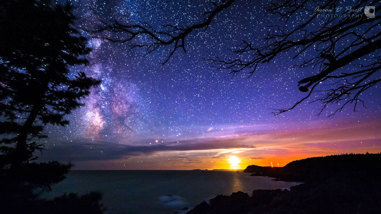 Timelapse panoramas night sky youtube thecheapjerseys Image collections