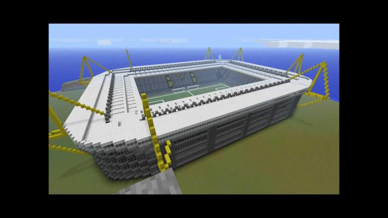 Minecraft - Westfalenstadion